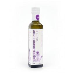 RAW Bohemia olej ostropestřcový  250  nebo 100 ml