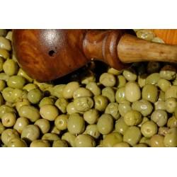 Řecké olivy velké 100g