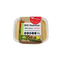 150 g Bio Hummus  s rajčaty