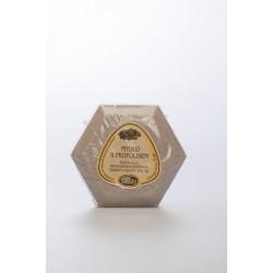 95 g  Mýdlo s propolisem (hnědé)