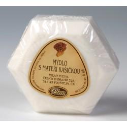 95 g  Mýdlo s mateří kašičkou (bílé)