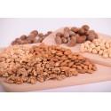 Ořechy, sušené plody, semínka,