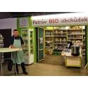 Petrův Bio obchůdek - Pražská tržnice, Hala 22